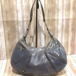 Maxx New York Distressed Leather Bag